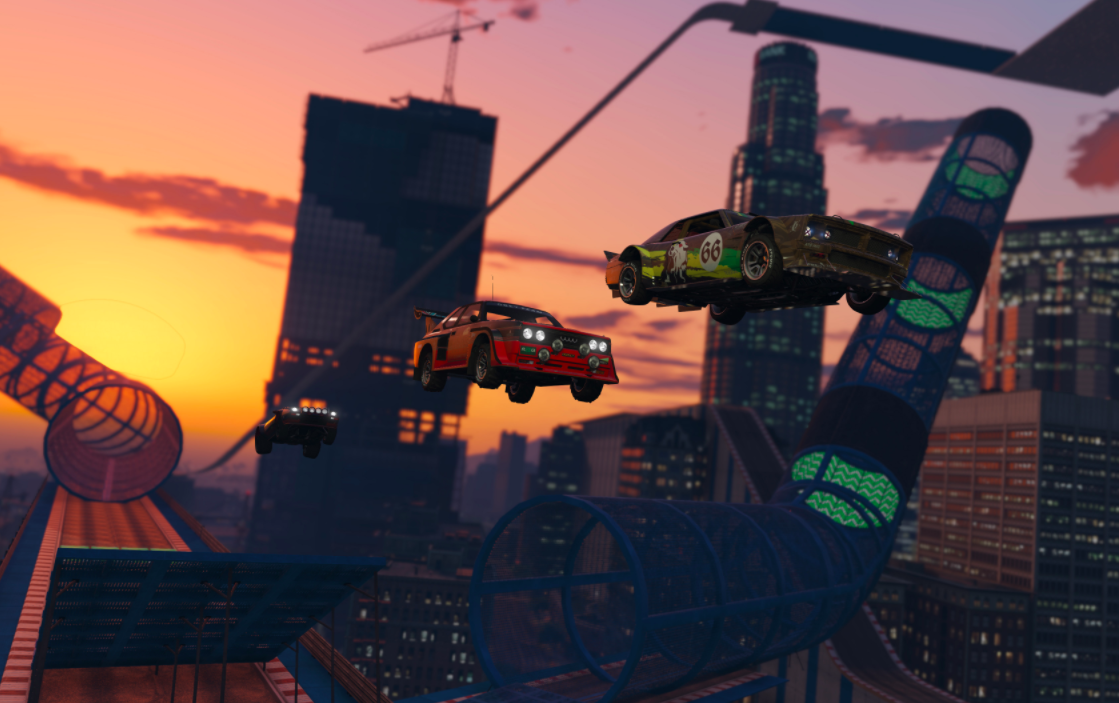 GTA Online Is Full Of Abandoned Modes