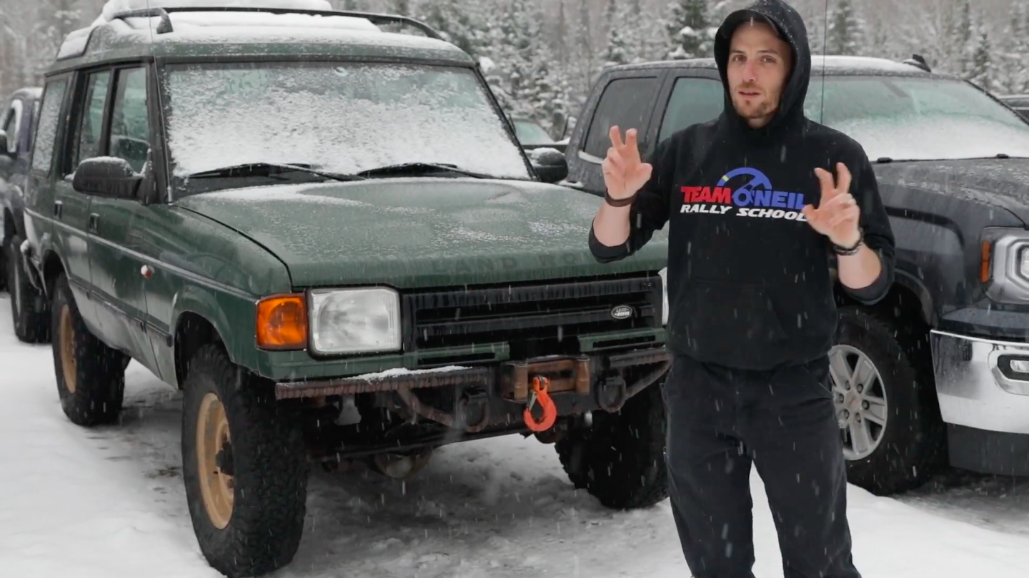 Here's The Difference Between All-Wheel Drive And Four-Wheel Drive