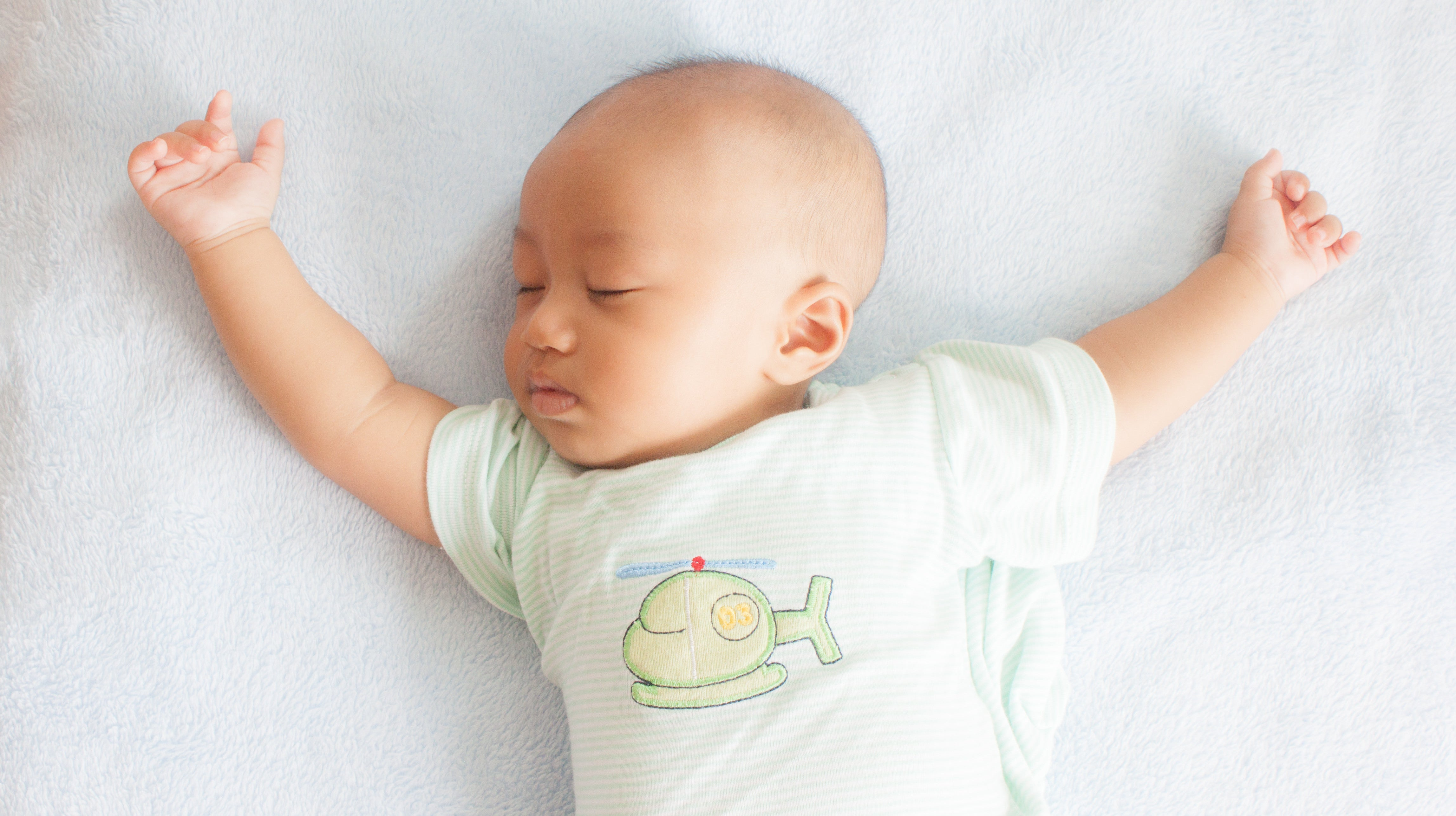 This Is The Safest Way For Your Baby To Sleep