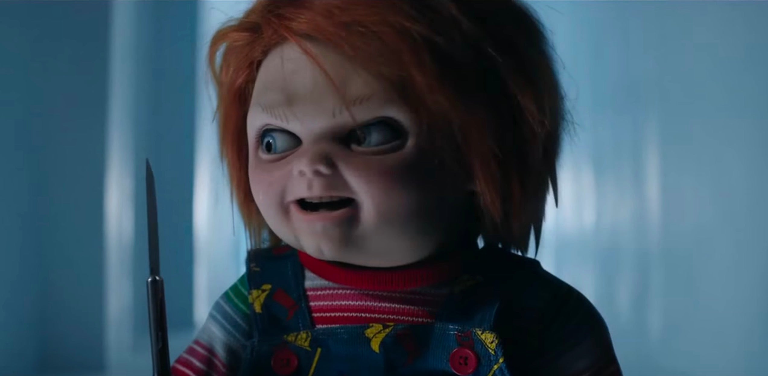 Chucky Is The Most Terrifying Therapy Doll Ever In The