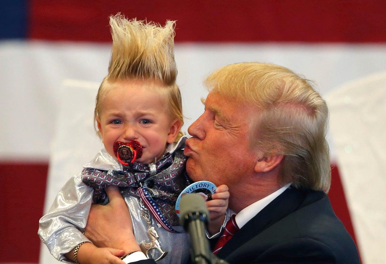 Donald Trump Cosplay Is the Future of American Politics