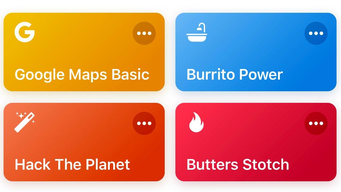 Apple's Best iOS 12 Shortcuts