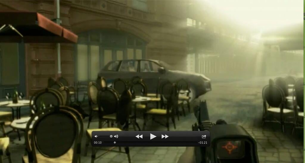 That Time Burnout's Developers Made A First Person Shooter