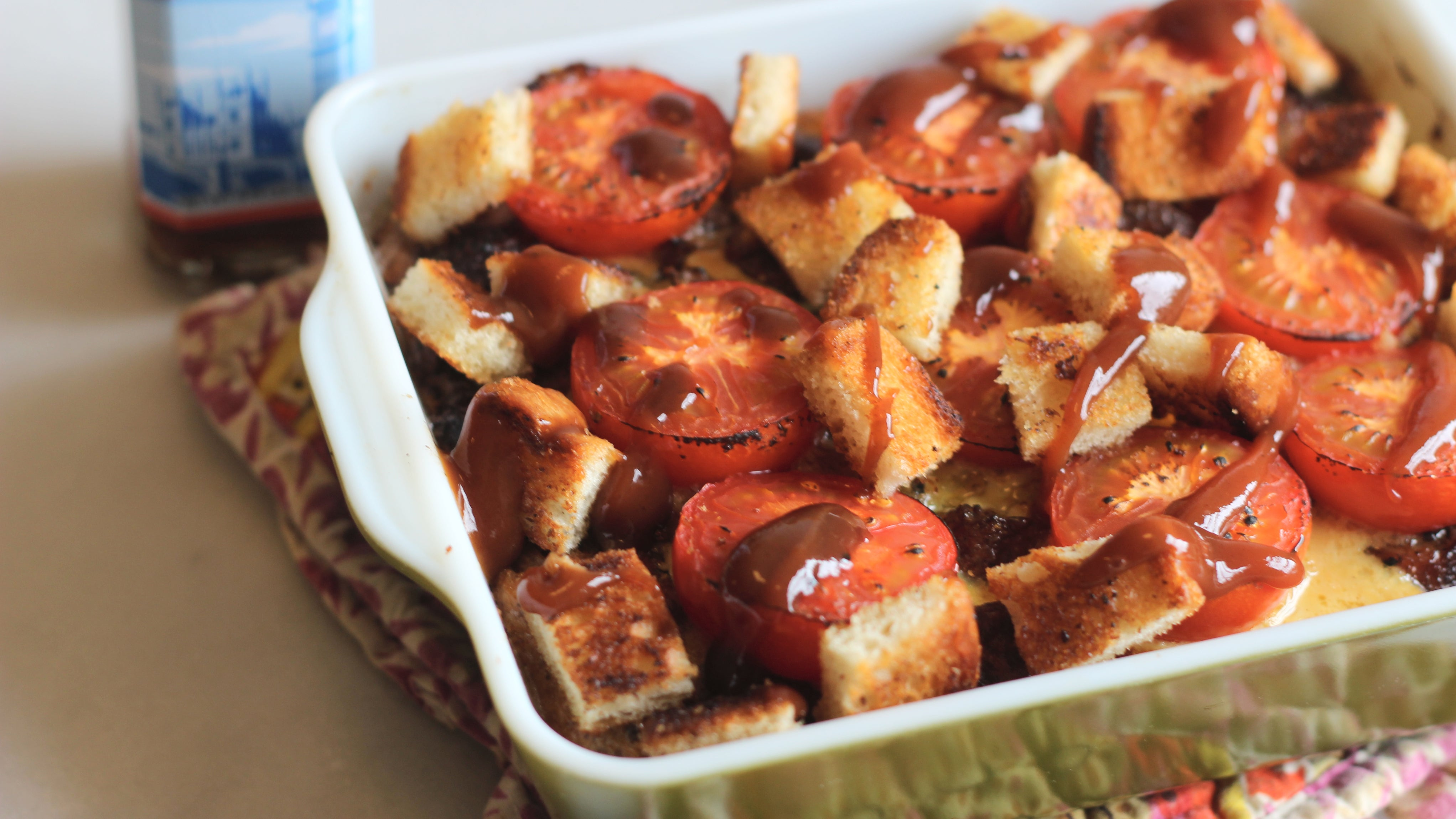 Celebrate The Royal Wedding With This Full English Casserole
