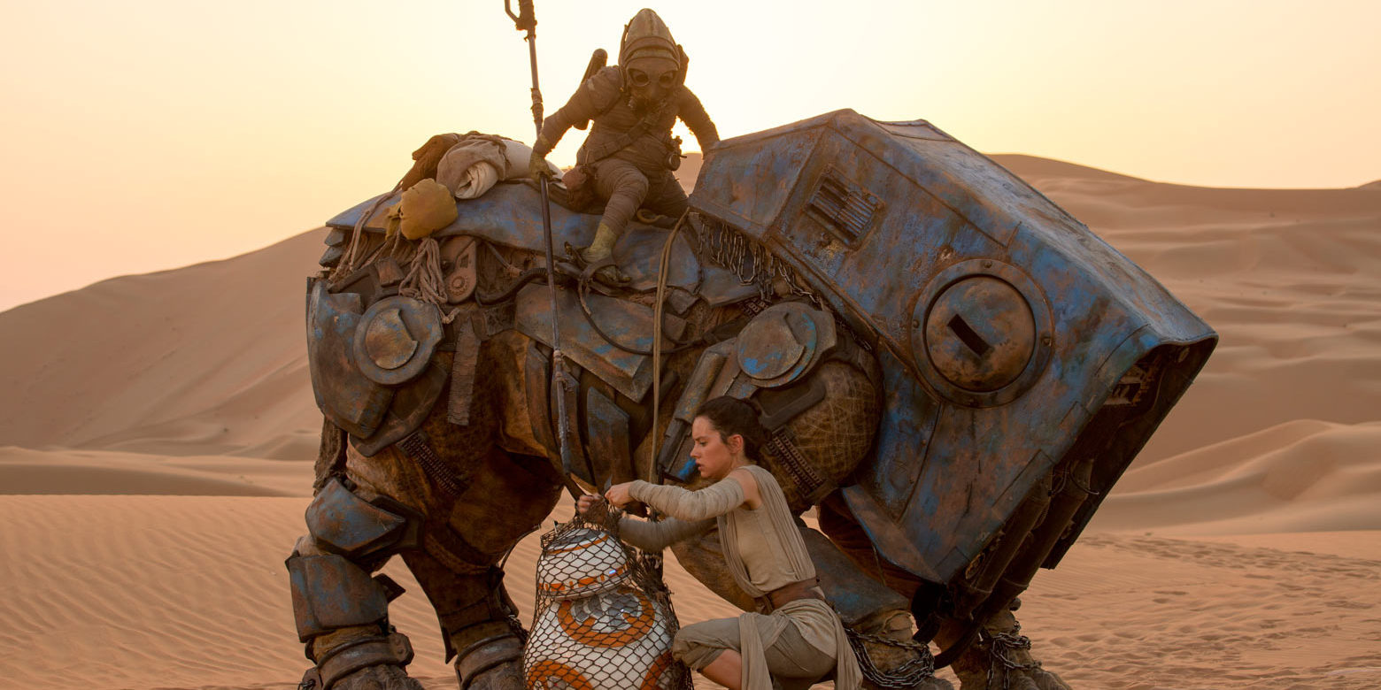 The Team Behind Roxy the Rancor Reveals Their Latest Amazing Star Wars Creation
