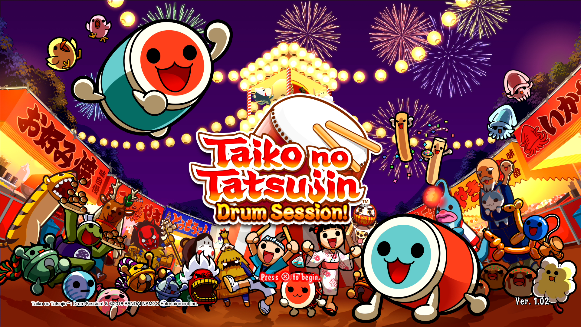 Both Switch And PS4 Versions Of Taiko No Tatsujin Are Fun In