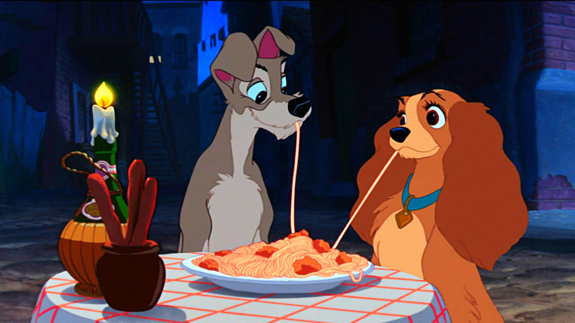 Disney Unveils The Lady And The Tramp Remake's Real-Life Good Doggos