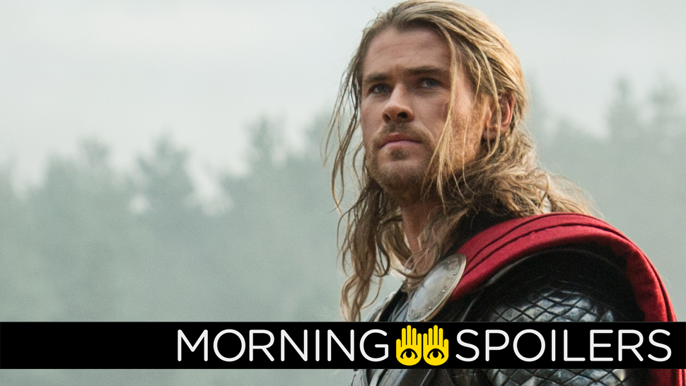 Thor: RagnarokSet Footage Teases First Look At Valkyrie