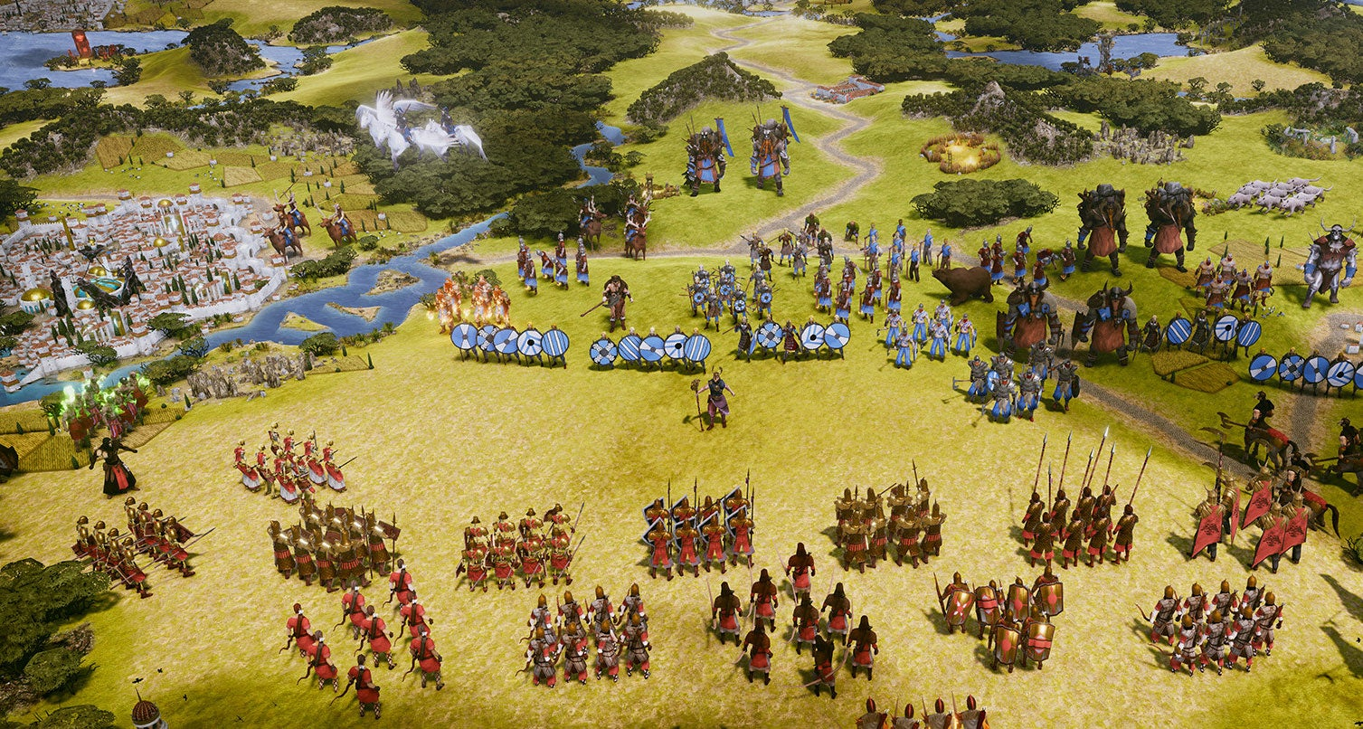 Strategy Classic Fantasy General Is Making A Comeback