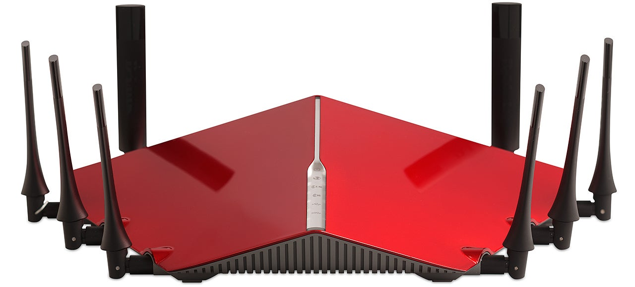 D-Link's New Wi-Fi Routers Look Like Reverse-Engineered Alien Technology