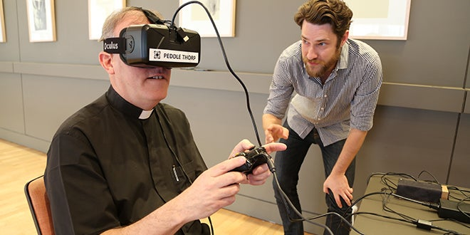 Get Ready For Oculus Rift To Deliver A 'Christian Experience'