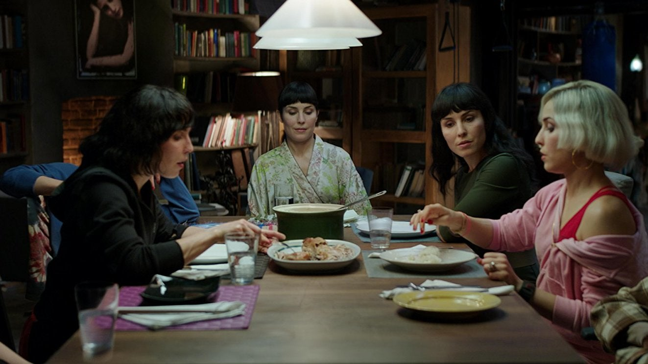 Watch Five Noomi Rapaces Fight Together In This Clip From What Happened To Monday
