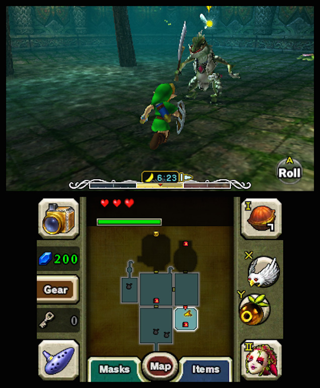 Tips For Playing The Legend of Zelda: Majora's Mask 3D