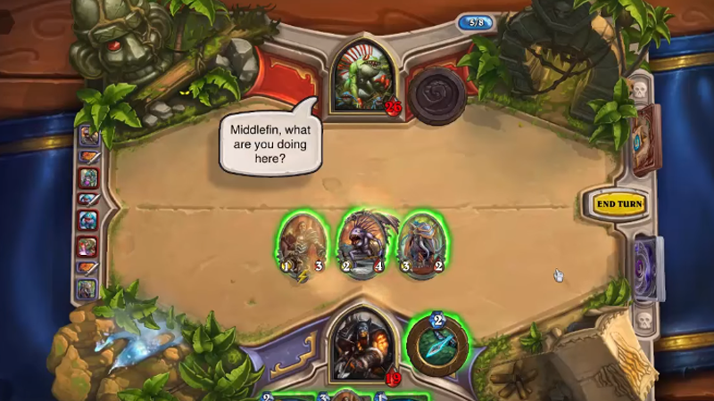Five Cool Hidden Dialogues In Hearthstone's League of Explorers