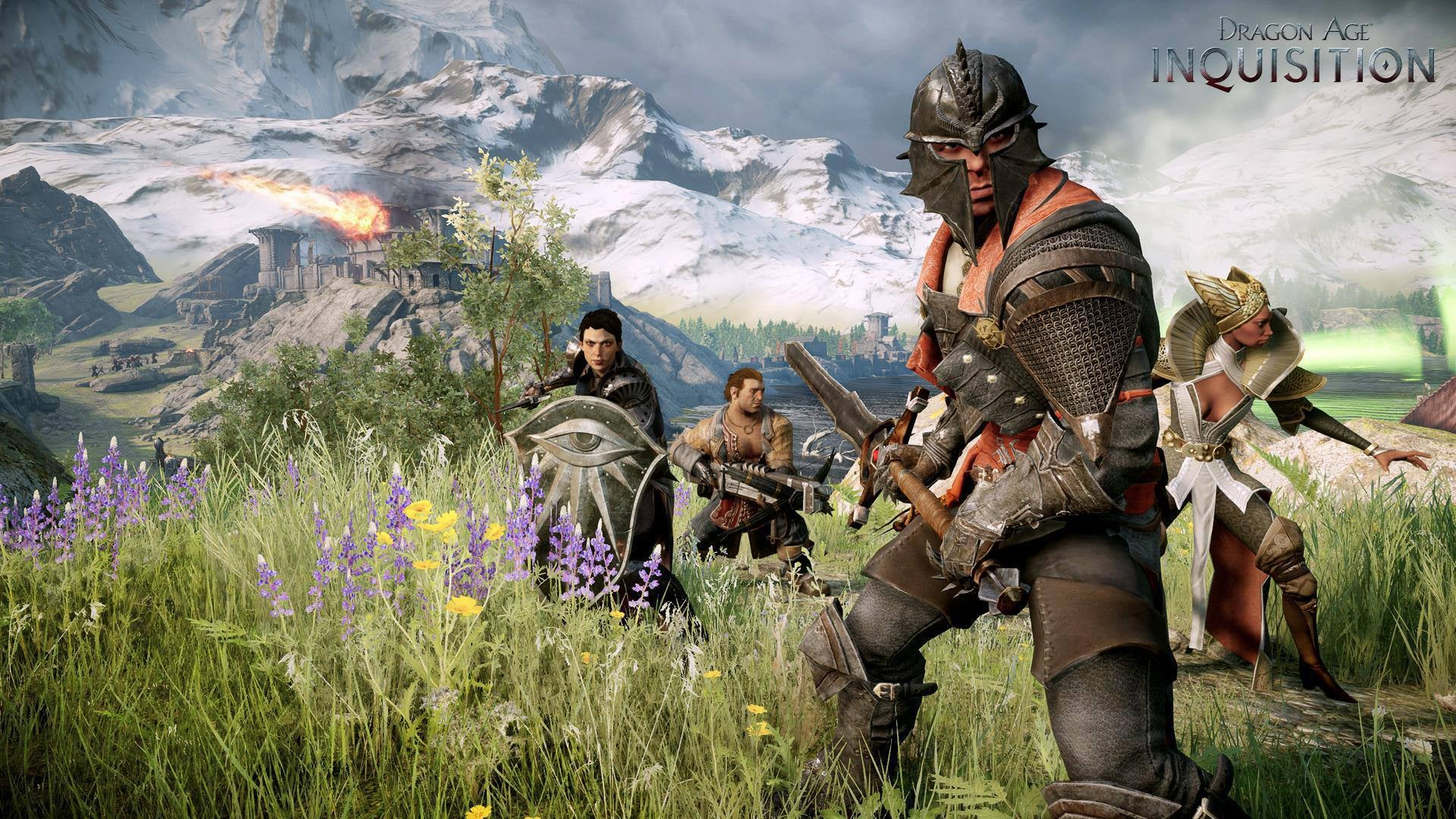 Dragon Age: Inquisition Delayed to November