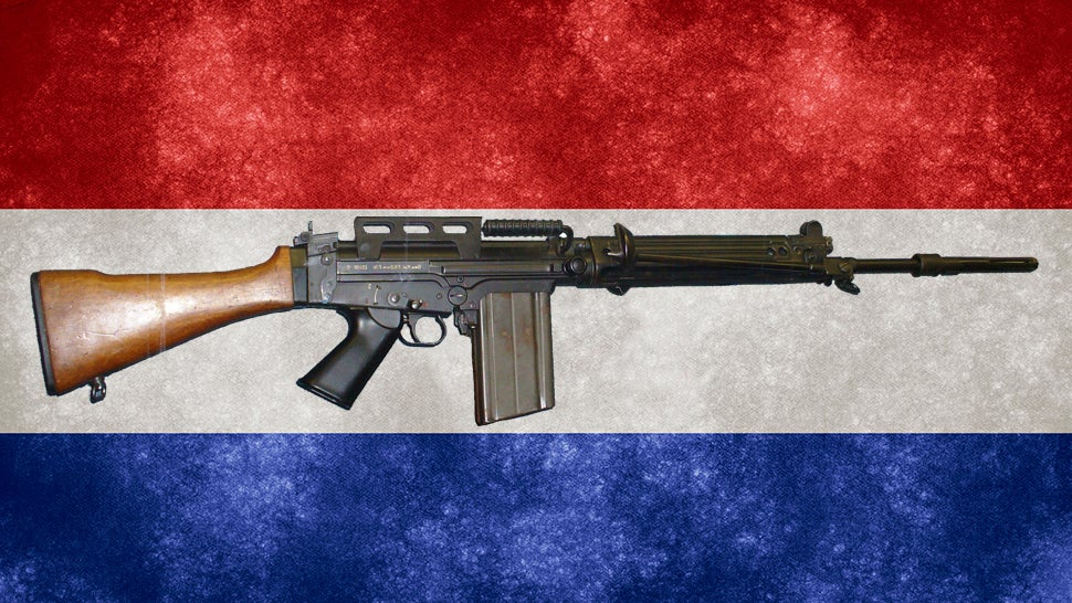 Police In Paraguay Discover Their Rifles Have Been Replaced With Toy Replicas