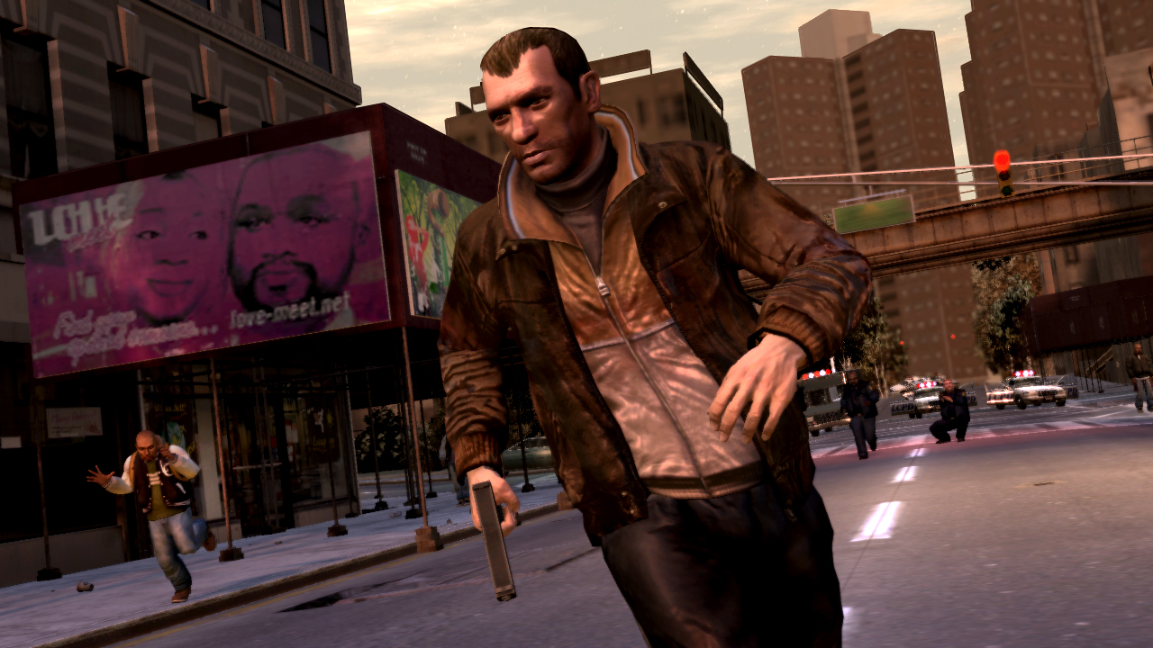 Modders Are Adding The Entirety Of Liberty City Into GTA V