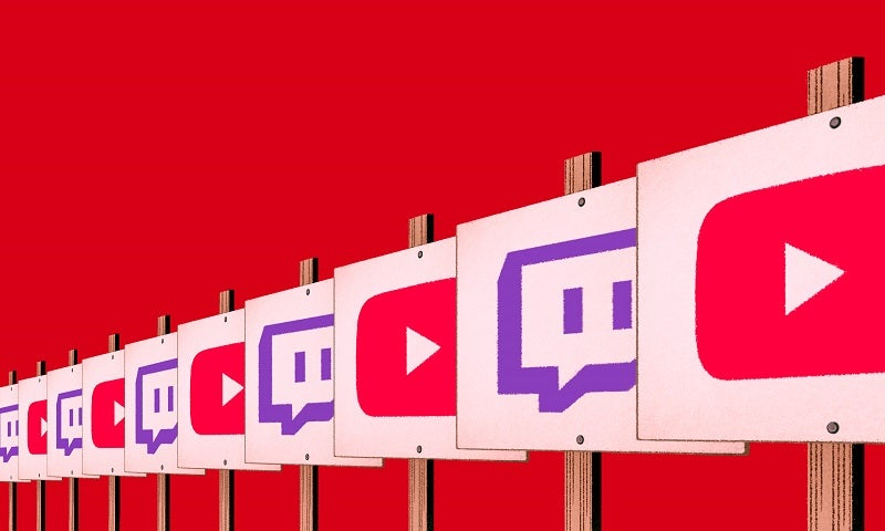 It's Time For YouTubers And Twitch Streamers To Organise