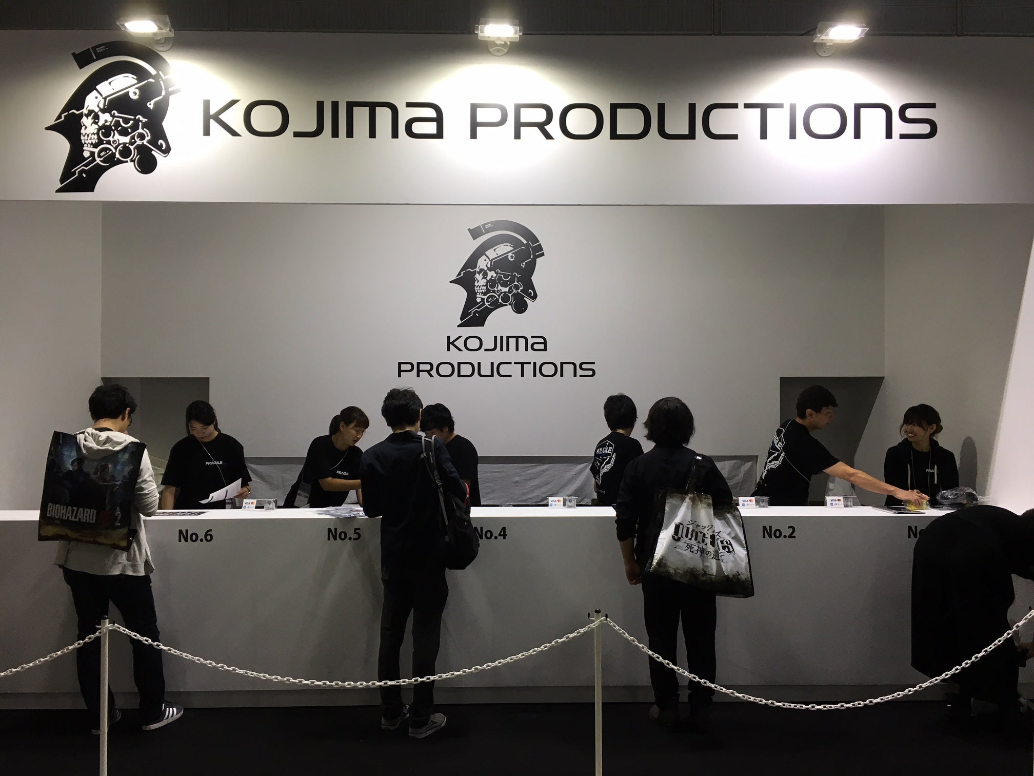 Kojima Productions Has Things It Wants You To Buy