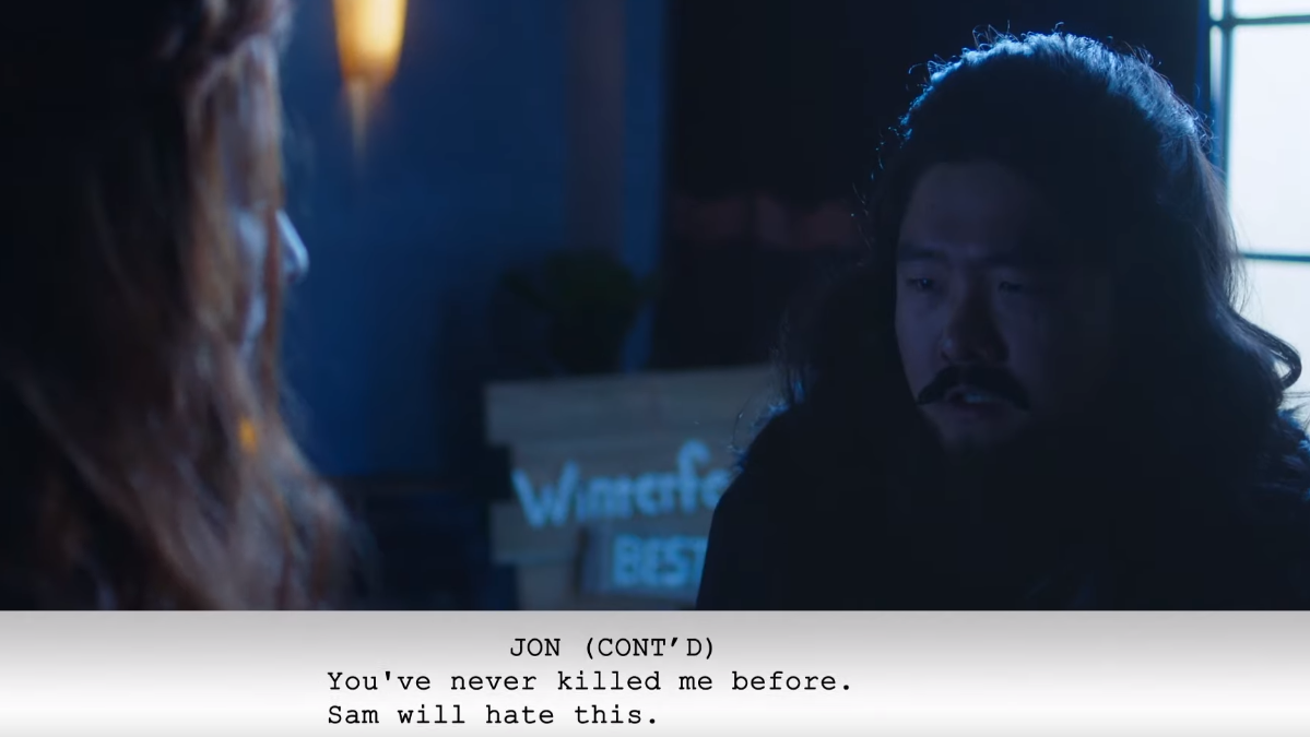 The Game Of Thrones Series Finale Would Have Been Very Different If An AI Had Been In Charge