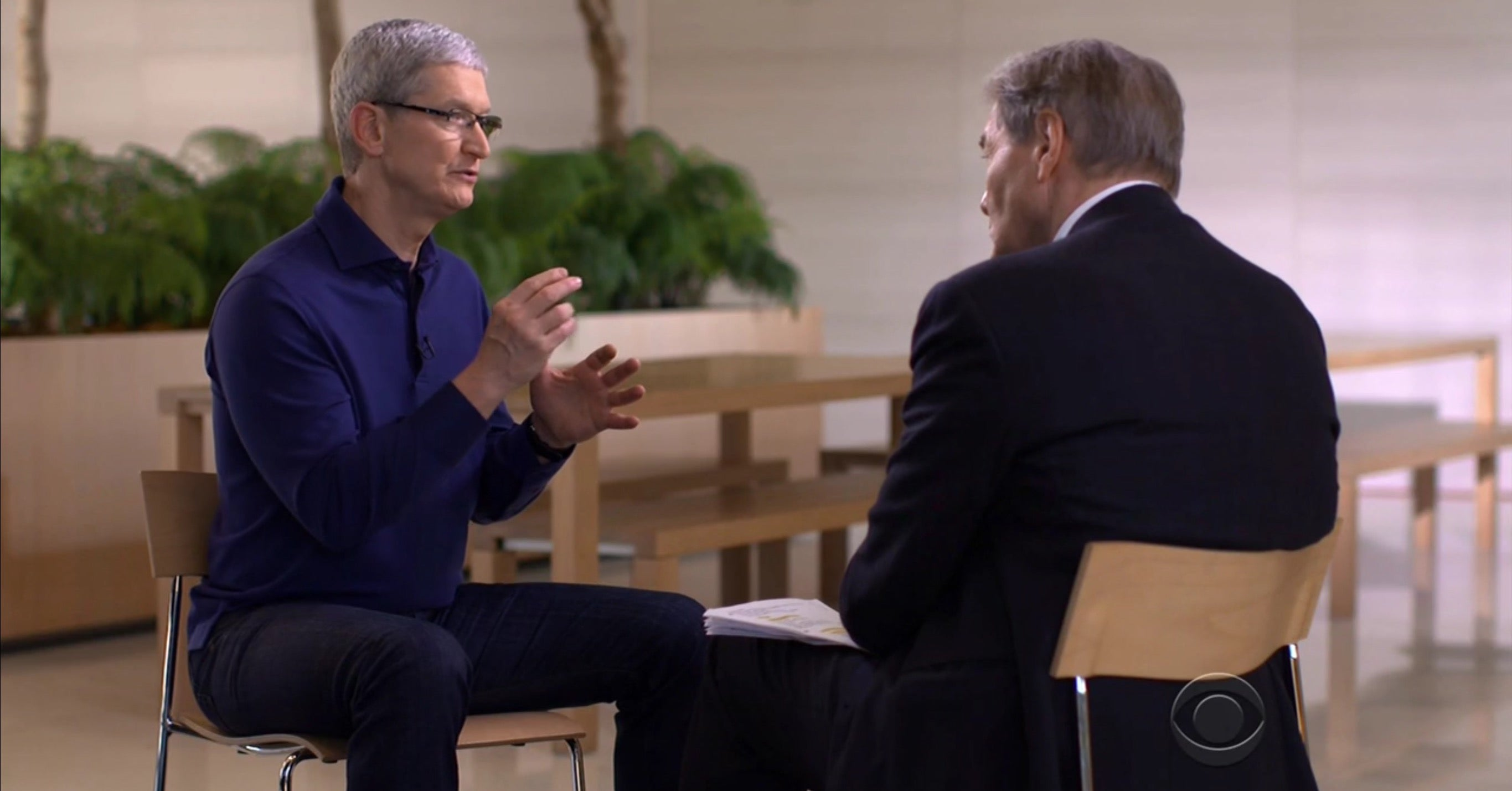 Apple's Foreign Workers, Tax Record And Idealism Get The 60 Minutes Treatment