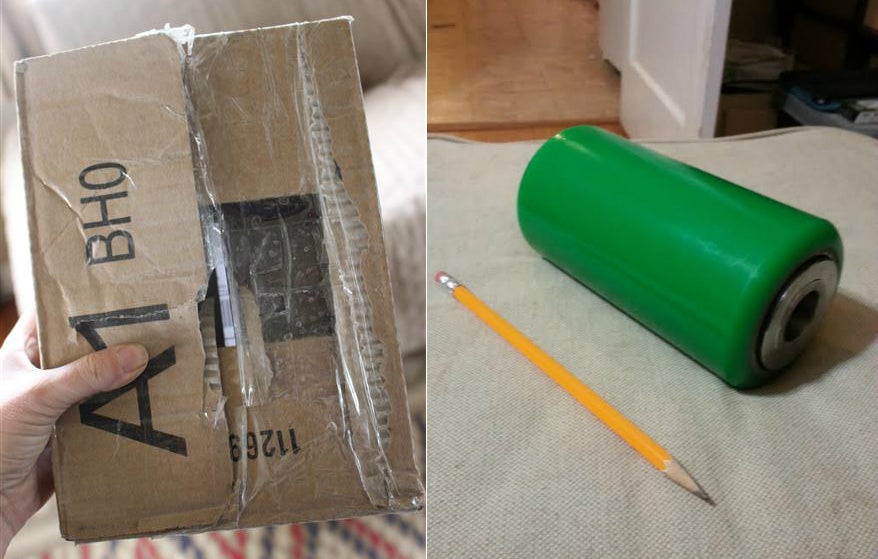 Amazon Sent This Farmer a Piece of Its Conveyor Belt Instead of a Book