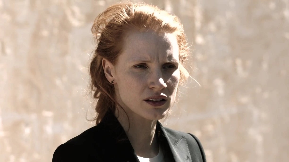 Jessica Chastain May Actually Get To Play Beverly In It: Chapter Two