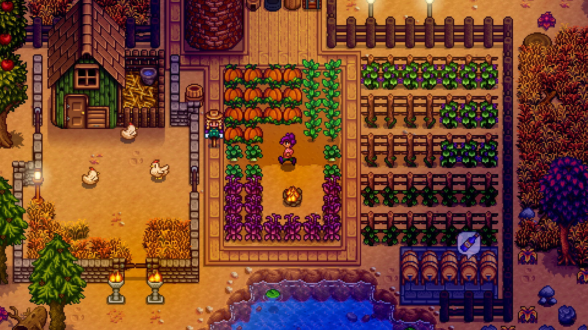 Steam's Latest Hit Is A Game About Farming And Relationships