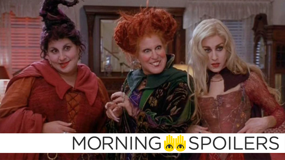 The Hocus Pocus Sequel Has Found A Writer (and A New Home On Disney+)