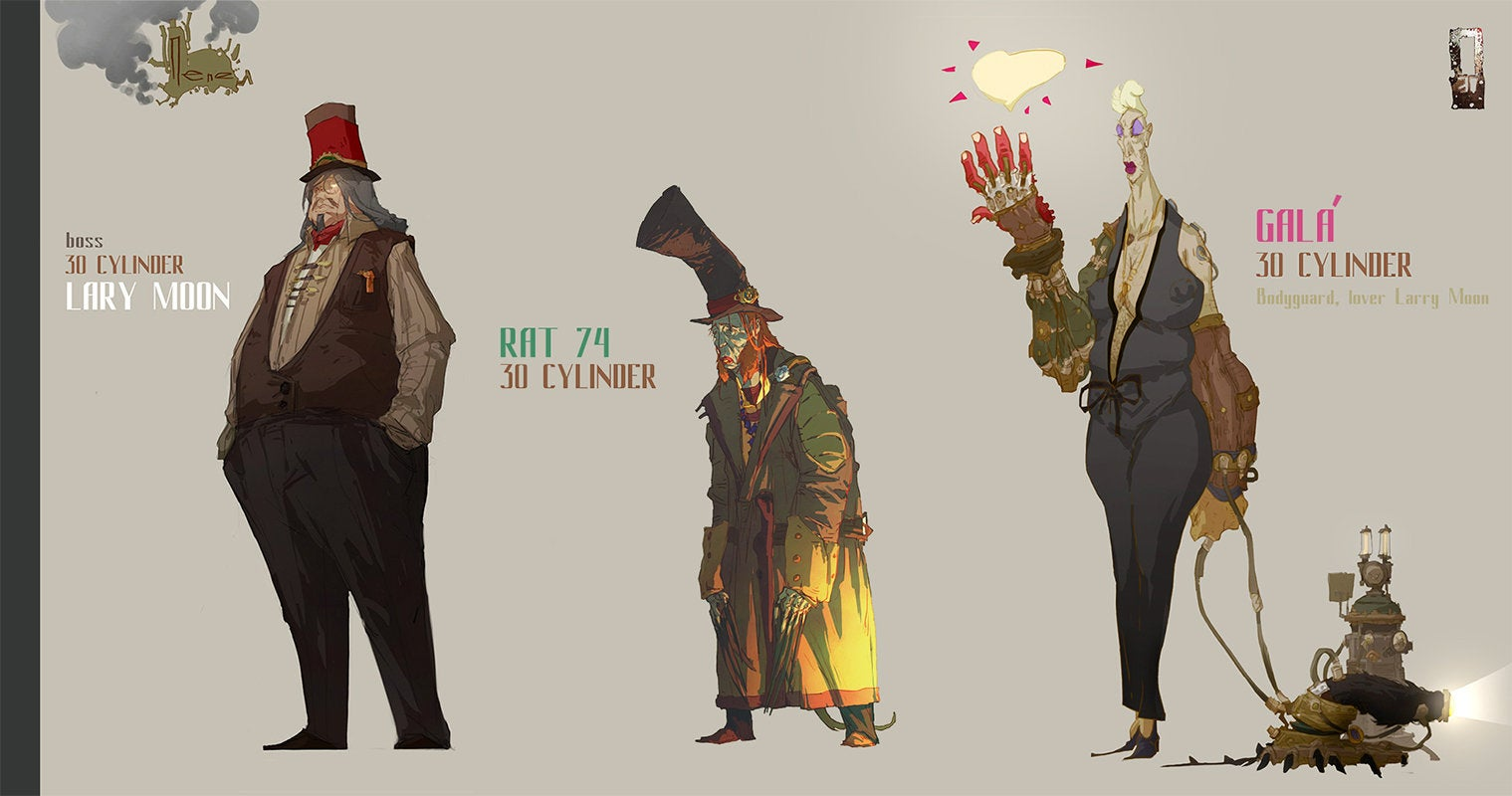 The Horror Of Steampunk Fart Suits