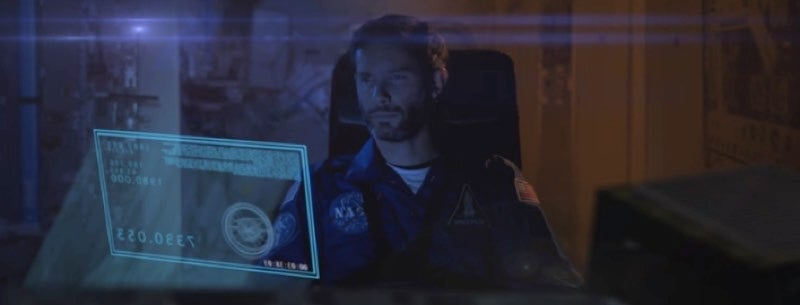 In This Sci-Fi Short, An Astronaut IsAlmost Completely Prepared For His Historic Moment