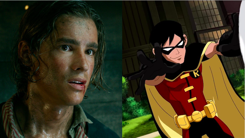 Dcs Live-Action Teen Titans Show Has Cast Its Dick Grayson, But As Which Hero -8603
