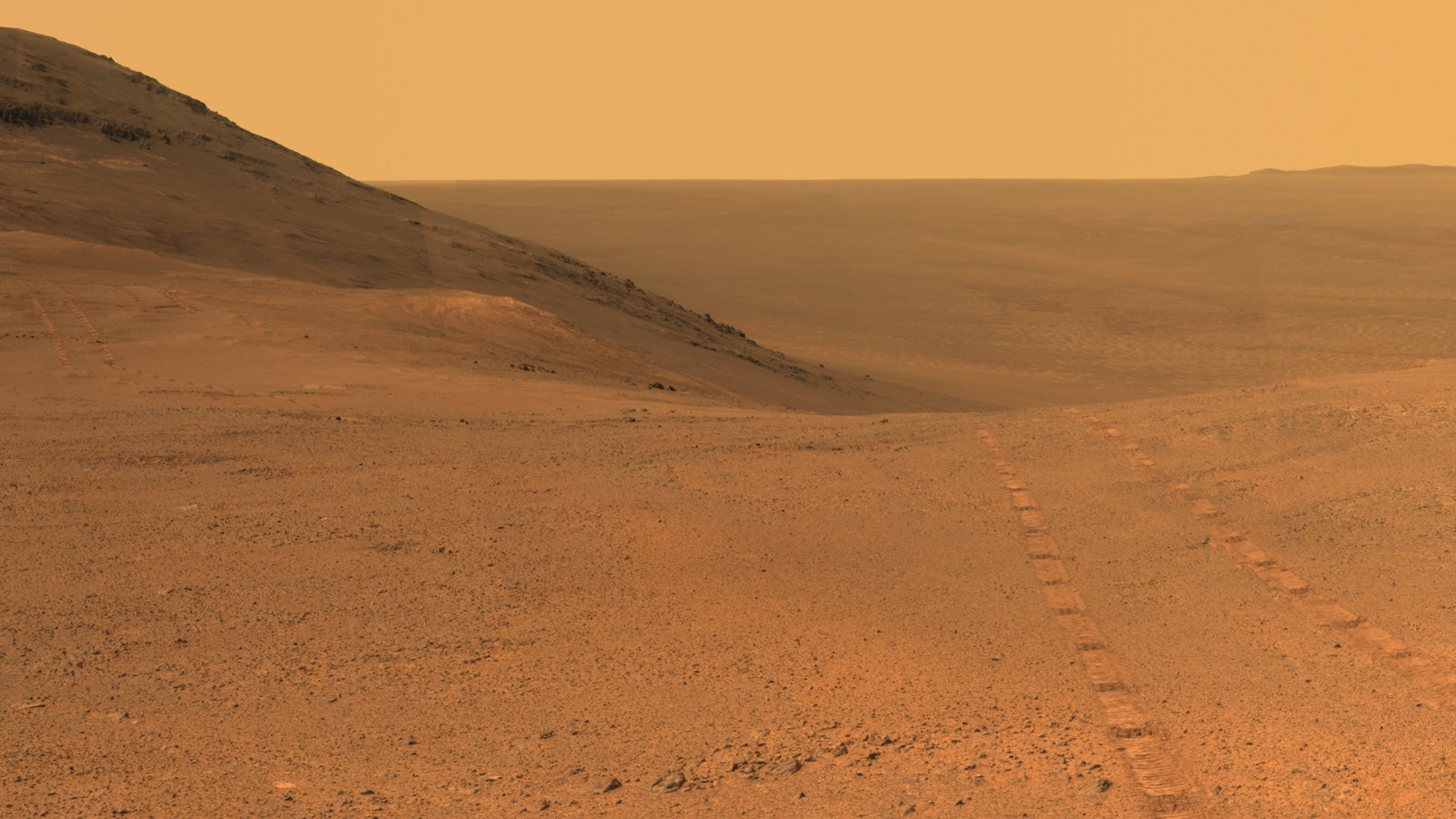 Waning Martian Dust Storm Could Herald The Return Of NASA's Opportunity Rover