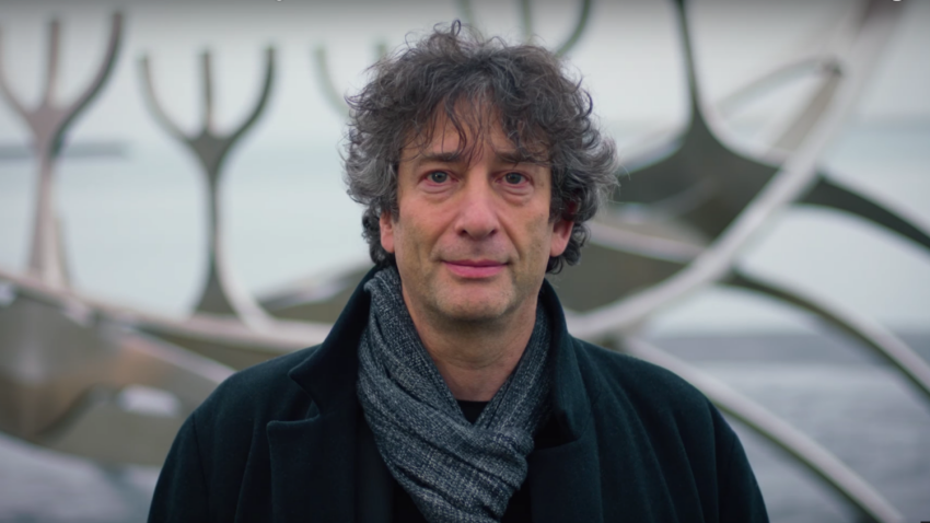 Neil Gaiman Journeys To Iceland To Unveil American Gods' Roots In Documentary