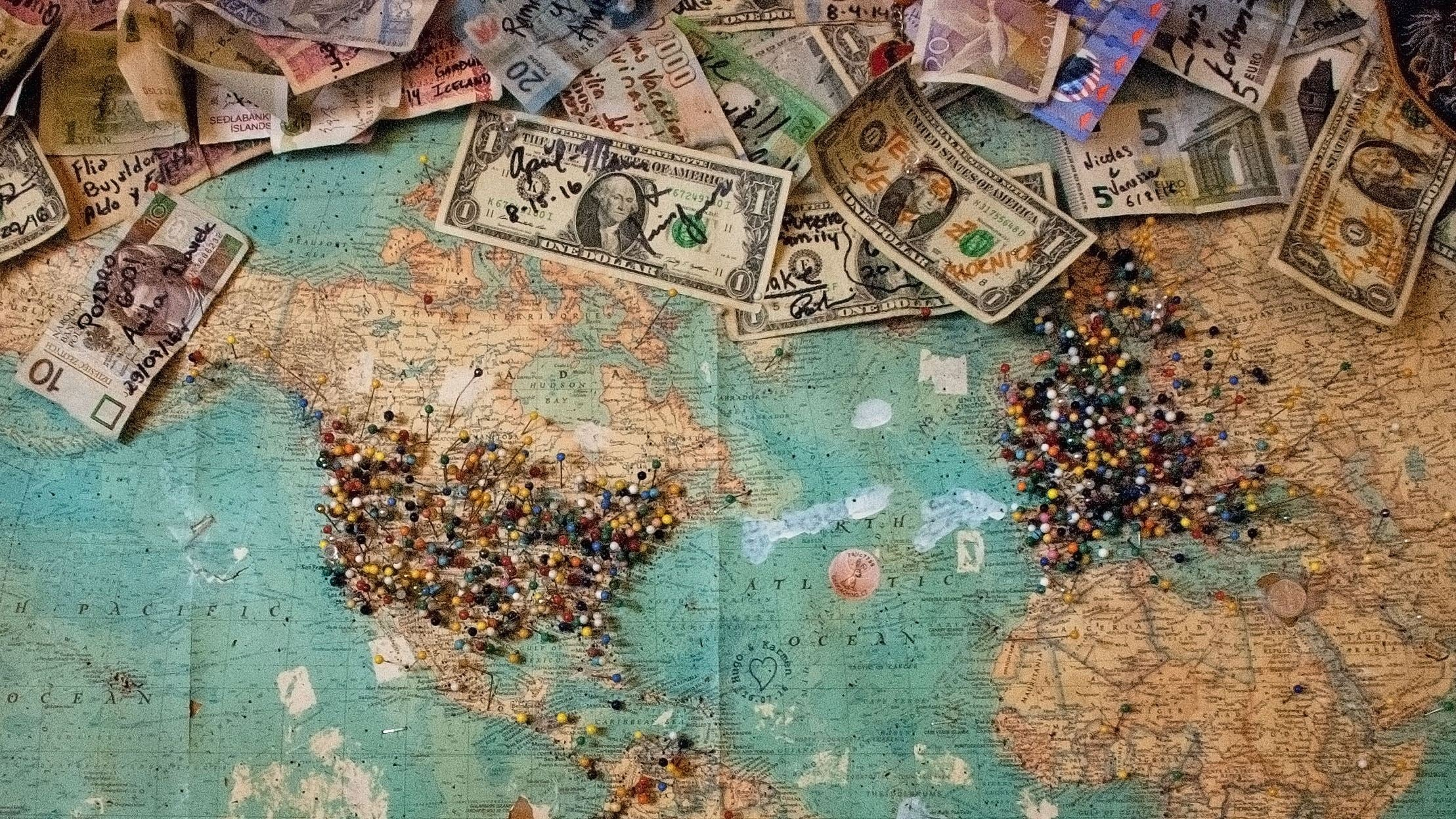 To Travel Cheaply, Watch Currency Exchange Rates