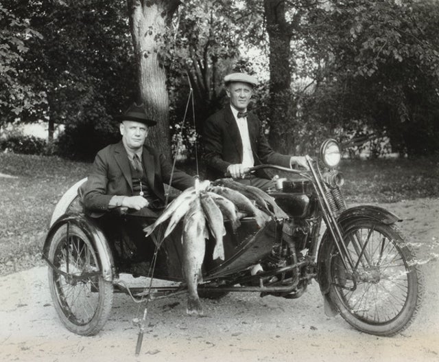 William Harley And Arthur Davidson: 86 Viral Images From 2014 That Were Totally Fake