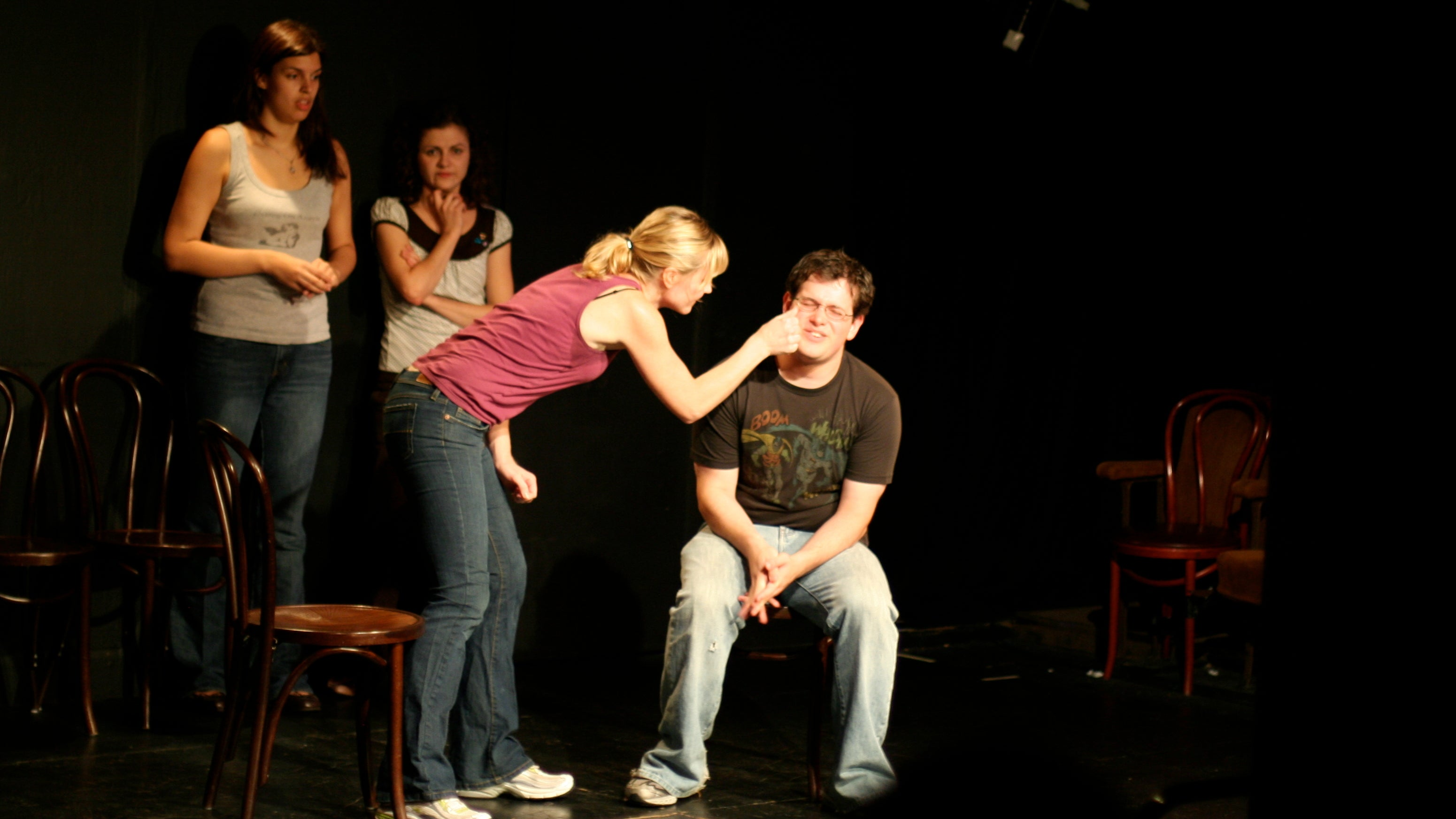 Use This Improv Comedy Rule To Avoid Arguments