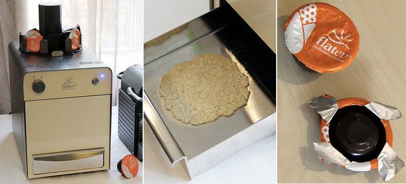 A Keurig Machine For Tortillas. Repeat: A KEURIG MACHINE FOR TORTILLAS