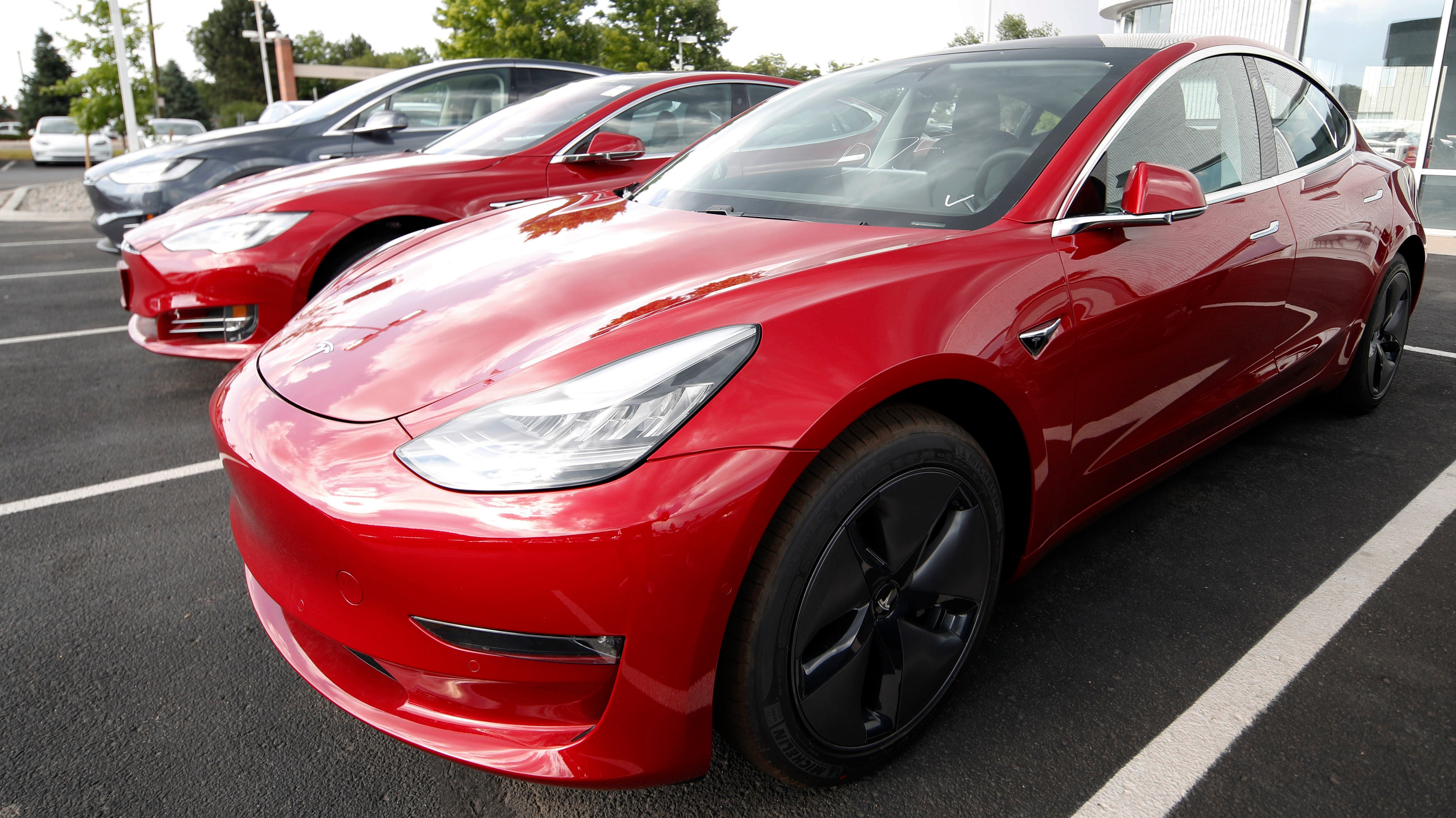 DOJ Is Reportedly Investigating Tesla's Claims About Its Model 3 Production
