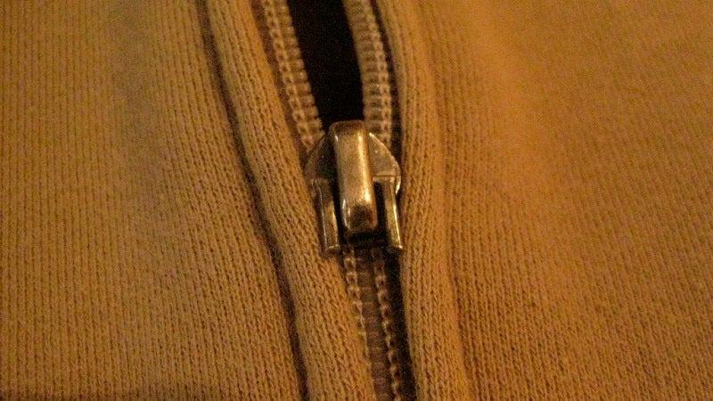 Instantly Fix a Broken Zipper Pull With a Zip Tie