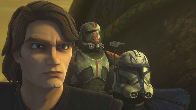 On The Clone Wars, Everyone's A Little Tired Of Being A Tool Of War