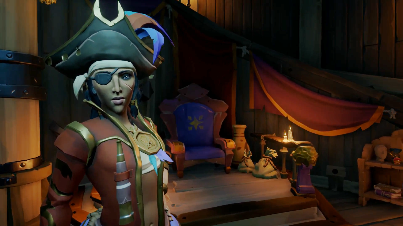 Sea Of Thieves New Arena Mode Is All The Good (And Bad) Of Sea Of Thieves
