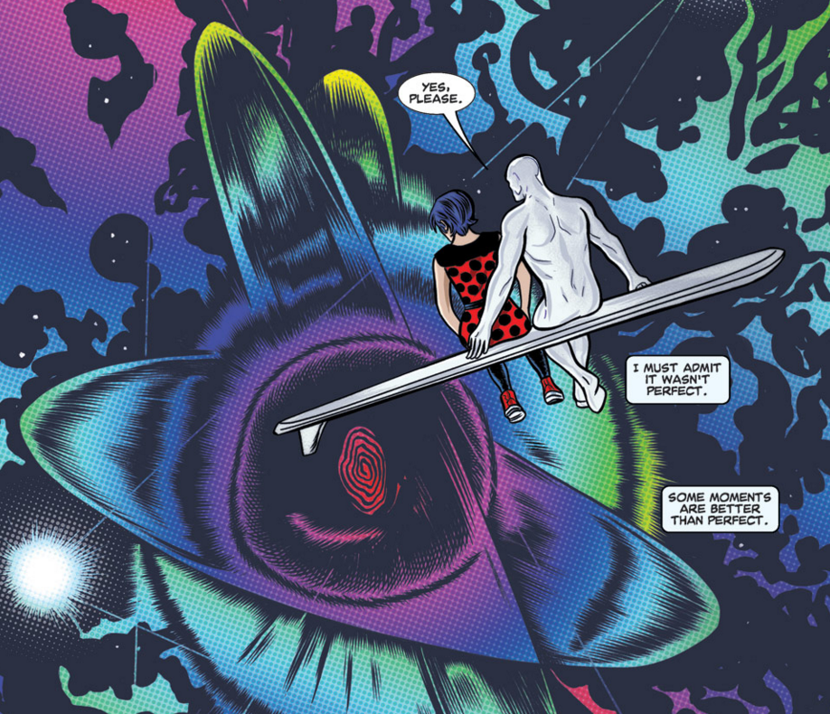The Best Silver Surfer Series Comes Back This Week