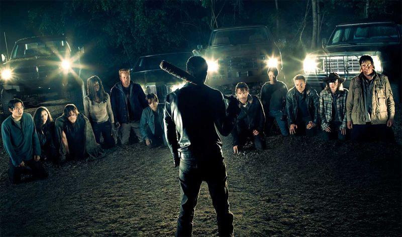 Robert Kirkman Won't Tell AMC How The Walking Dead Ends