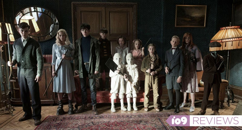 Movie Review: Miss Peregrine's Home for Peculiar Children Is Fascinating But Flawed