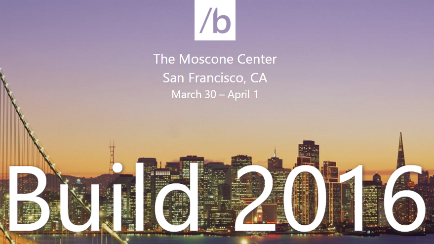 Watch Microsoft's Build 2016 Keynote Live, Right Here
