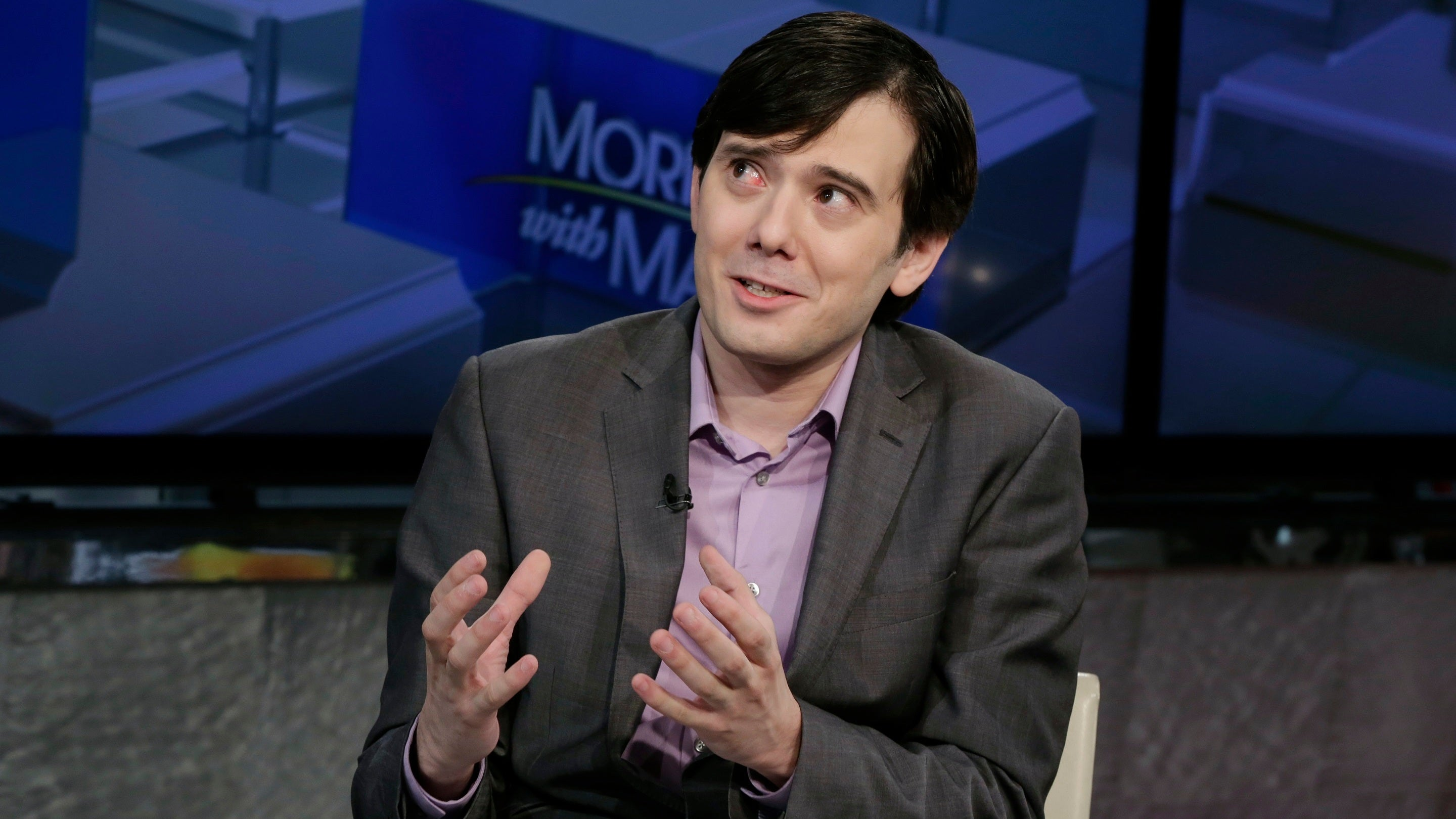 Martin Shkreli May Have To Give His Wu-Tang Album To The Feds