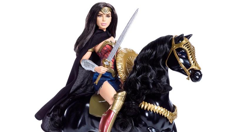 Praise Hera, Mattel's Wonder WomanDolls Are Glorious