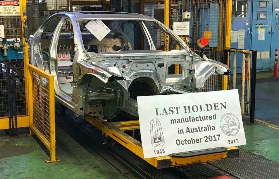 Australia Will Soon Make Its Last Commercial Car
