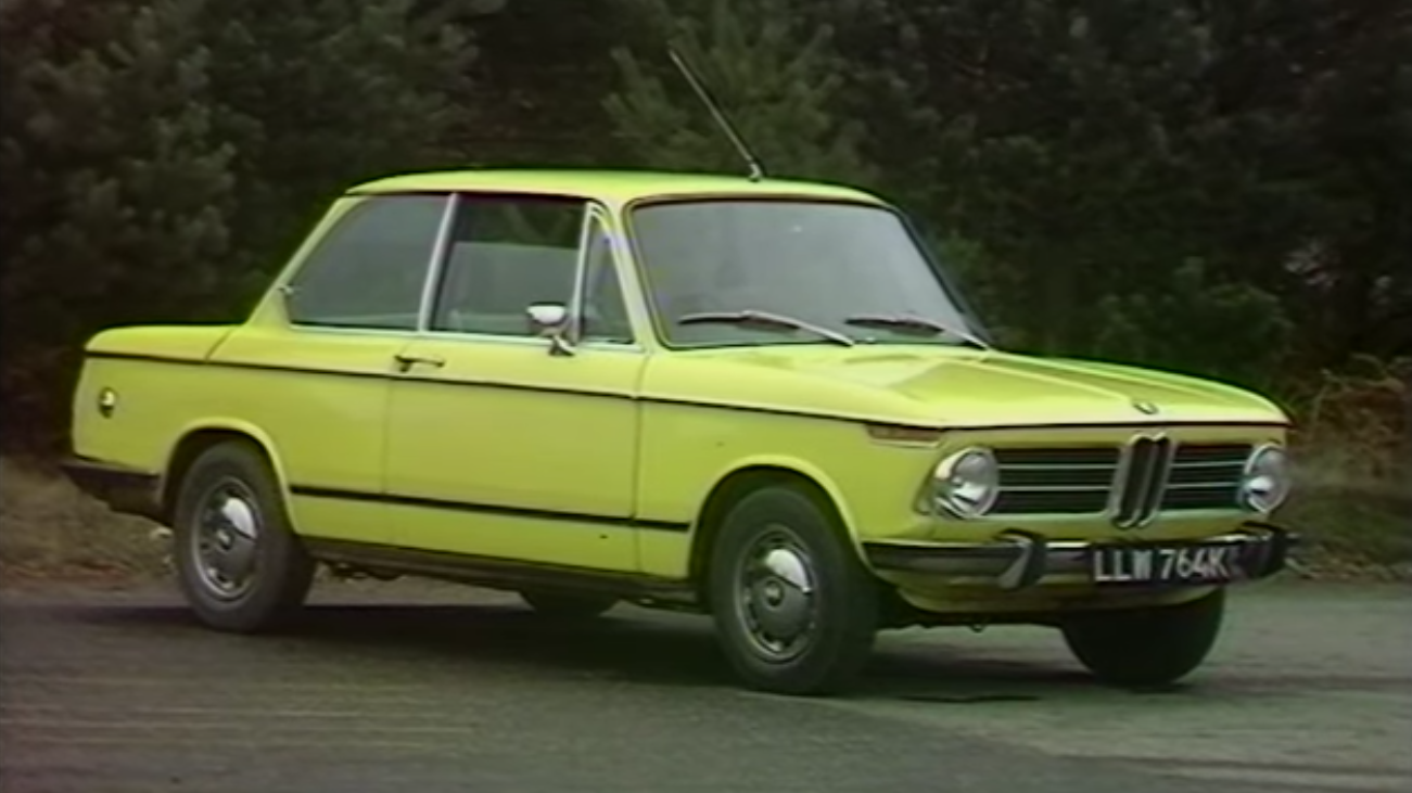 The BMW 2002 Was Built By People Who Cared